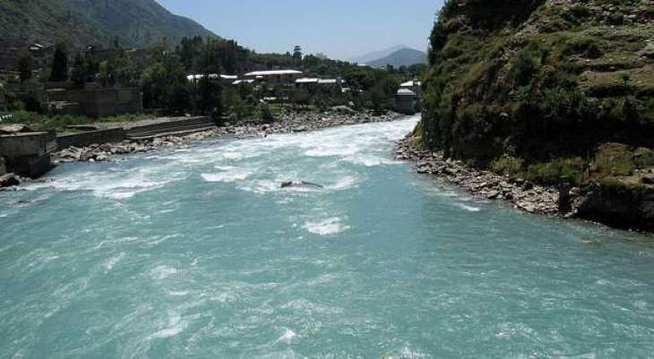 Rivers flows, reservoirs level report