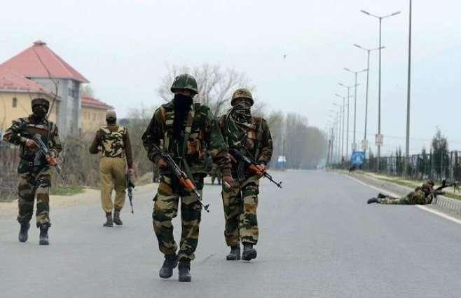 45th day of curfew, curbs cripple life in IOK