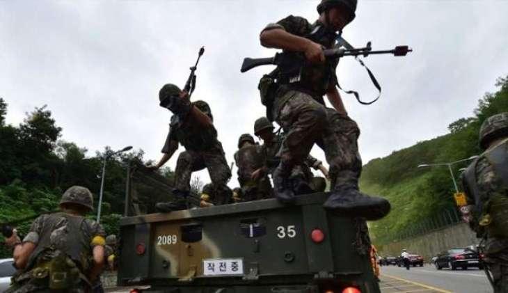 S. Korea-US military drill shadowed by N. Korea threats
