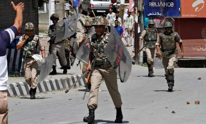 Indian SC asks for resolving Kashmir politically
