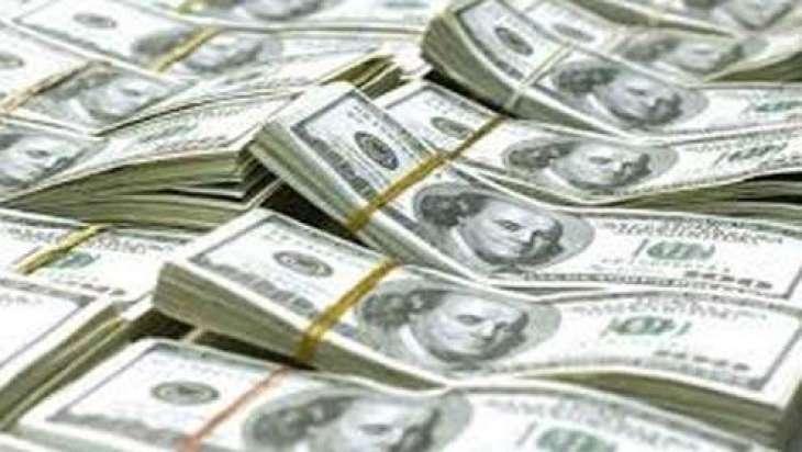 شام ہک ہفتے دے دوران ڈالر دے مقابلے اچ ملی پونڈ دی شرح تبادلہ اچ 6فیصد گھٹکی