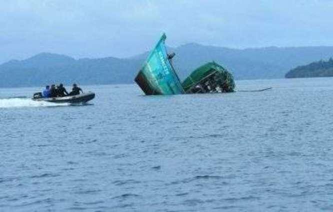 انڈونیشیا: سمندر وچ کشتی ڈُبن نال 10 بندے ہلاک، 5لاپتا