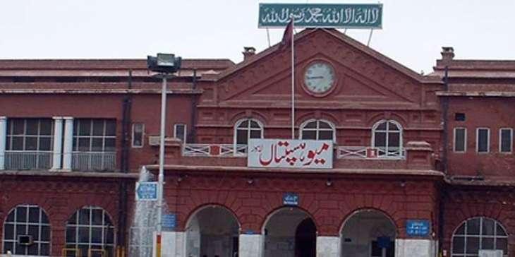 میوہسپتال لاہور وچ وارداتاں تے خراب کیمریاں دے حوالے نال تحریک التواء پنجاب اسمبلی وچ جمع