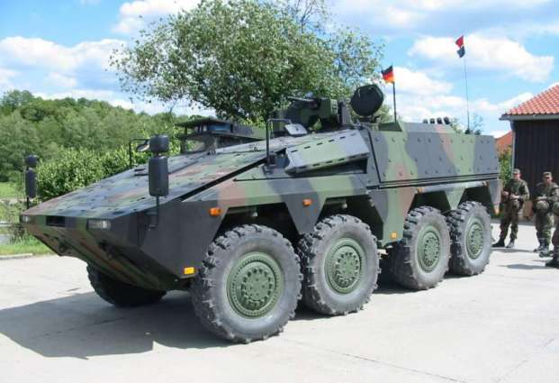Lithuania buys German combat vehicles in major arms deal