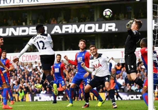 Maiden Wanyama goal gives Tottenham victory
