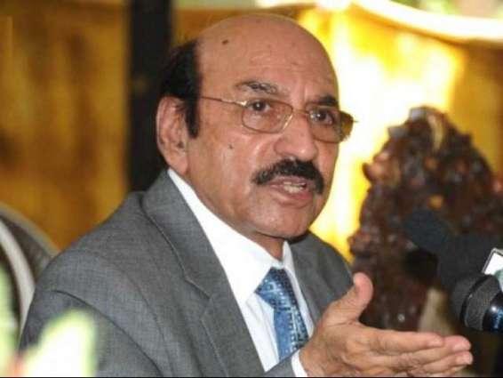 Qaim Ali Shah inaugurates Date Festival