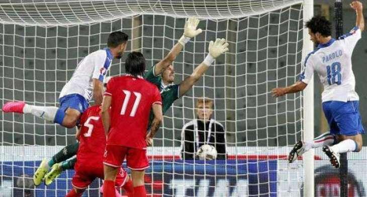 Football: Scotland squad to face Malta