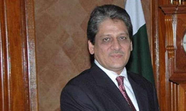 محافظ إقليم البنجاب الباكستاني ونظيره لإقليم السند يناقشان القضايا ذات الاهتمام المشترك