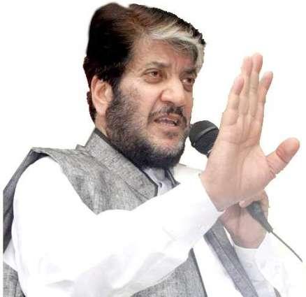 No Kashmir solution within framework of Indian constitution: Shabbir
