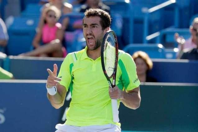 Tennis: Cilic returns to top 10 after Cincinnati