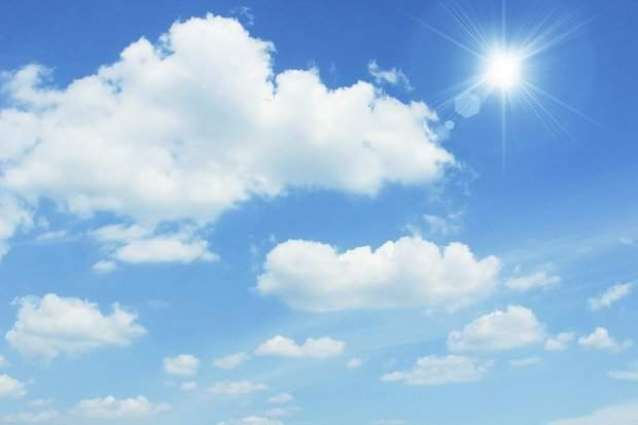Partly cloudy weather likely on Tuesday