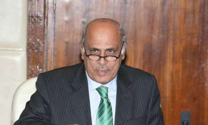 Governor Punjab meets his Sindh counterpart