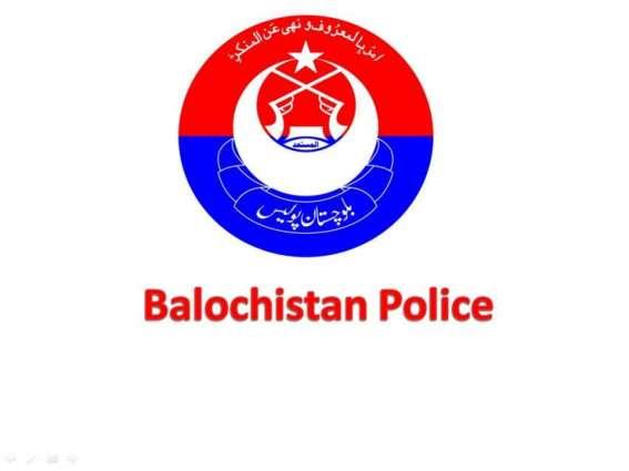 فرنٹیئر کور بلوچستان وپولیس نا کوئٹہ نا کیہی علاقہ غاتیٹی کاررروائی ، 10 شکبر بندغ دزگیر، سلہہ دوئی