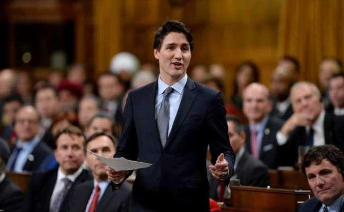 Canada's Justin Trudeau defends the burkini