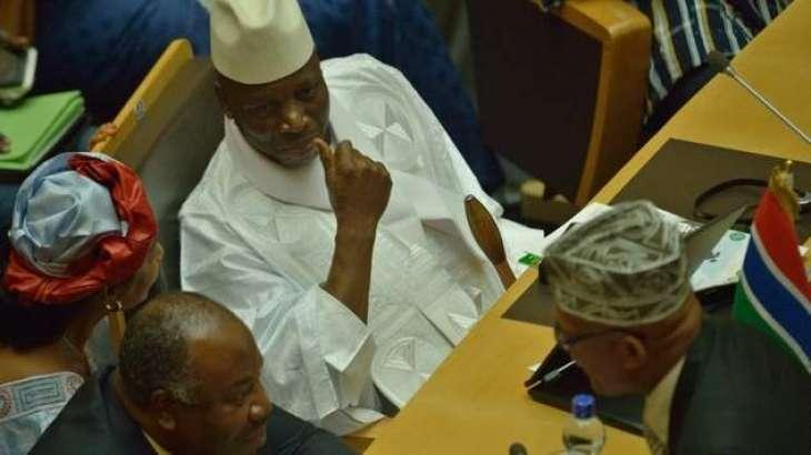 Gambian opposition says party member dies in custody
