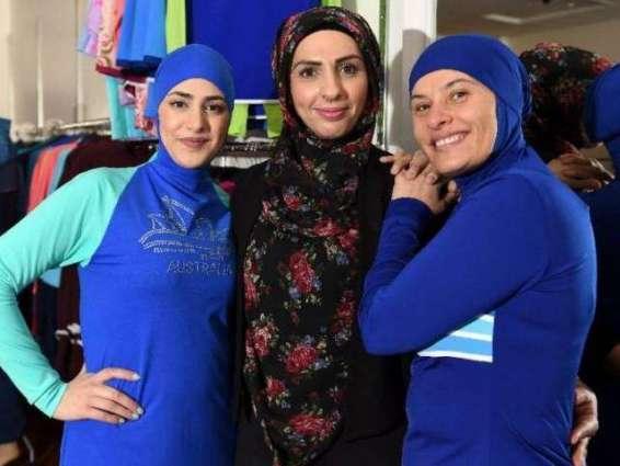 'Burkini' bans good for sales: Australian designer