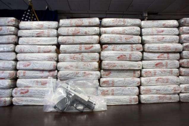 77 kg drugs seized