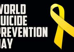 World Suicide Prevention Day, a message of hope