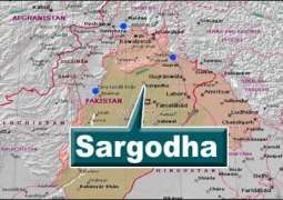 Police operation in Sargodha, 9-member robber gang arrested