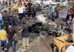 Iraq: Twin bomb explosions shook Baghdad, 13 people killed
