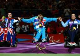 Paralympics: Podiums of the day