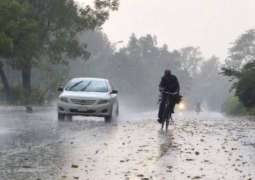 Heavy rains and thunderstorms with gusty winds expected