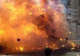 Swat: Remote control bomb exploded near Police van, 4 police officials injured