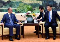 Security cooperation with Russia important, said Xi Jinping