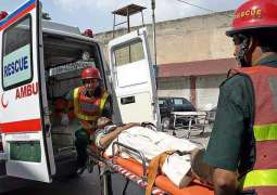 Rescue 1122 responded 79,840 emergencies during Eid holidays