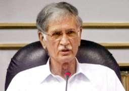 Civil-military leadership implementing NAP to eliminate terrorism, said Pervez Khattak
