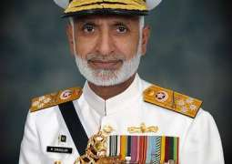 Safe naval borders are essential for CPEC's success, said Naval Chief