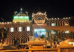 Karachi: Hazrat Abdullah Shah Ghazi Urs celebrations begun today