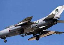 Pakistan Air Force fighter jet crashed in Khyber Agency