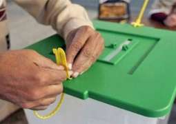 Taxila: Polling for by-election in PP-7 is underway