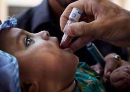 Anti-polio campaign launched in Karachi, Lahore and Islamabad