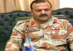 DG Rangers Sindh chaired high level security meeting