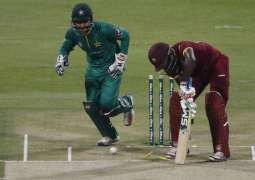 1st ODI between Pak-West Indies on Friday