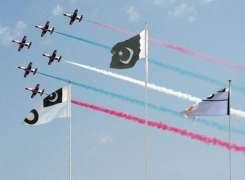 پورے ملک اچ 7ستمبر کوں فضائیہ دا ڈینھ جوش تے جذبے نال منایا ویسی