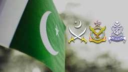 یوم دفاع،علامہ اقبال اتے بابائے قوم دے مزاراں تے گارڈ دی تبدیلی،