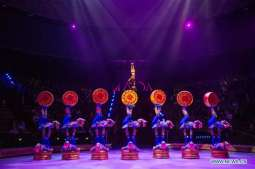 Russia: World Festival of Circus Art has begun in Moscow