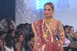 Sparkling 2nd day of Bridal Week in Lahore