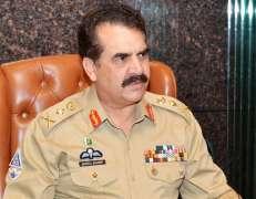 رئيس أركان الجيش الباكستاني: سنرد بقوة على أي مغامرة من قبل أعدائنا