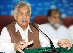 شعب باكستان وقواتها المسلحة مستعدة للدفاع عن البلاد