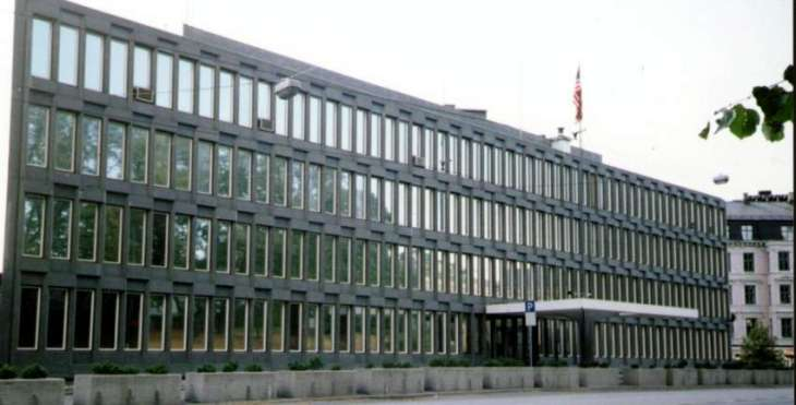 Norway: Suspicious package found from US Embassy Office in Oslo