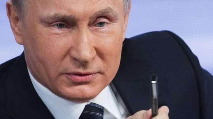 Putin bullet artist in Ukraine gears up for US show