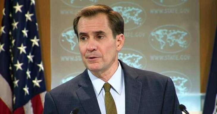الولايات المتحدة تحث باكستان و الهند لتجنب من تصاعد وتعزيز الاتصال