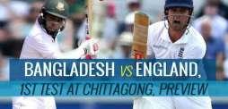 بنگلہ دیش اتے انگلینڈ وچال ڈوجھا ٹیسٹ میچ28 اکتوبر توں شروع تھیسی