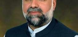 نائب رئيس البرلمان الوطني الباكستاني يعزي في وفاة والد السيد نويد قمر