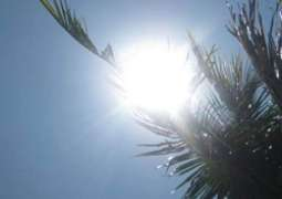 Hot and dry weather expected in most parts