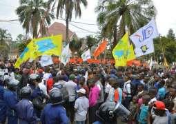 EU threatens DRCongo sanctions if no poll: sources